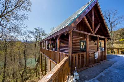 This Cabin Has Been Viewed 5 Times Today