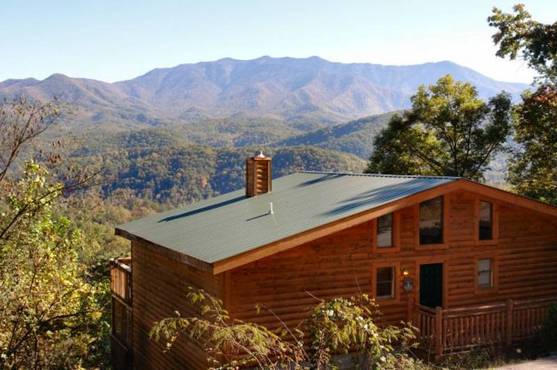 cabins in Gatlinburg- Diamond Mountain Rentals