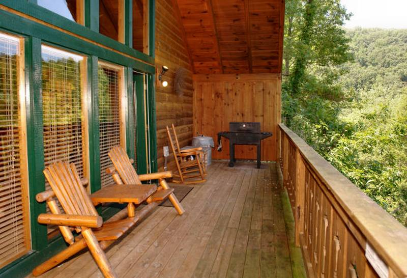 The Dogwoods Cabin 12
