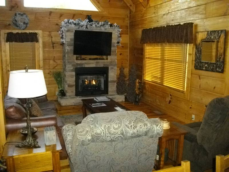 Smoky Mountain Getaway 2