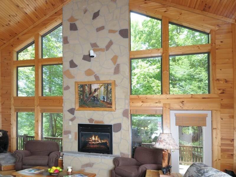 Gatlinburg Tn Cabins Lazy Bear Diamond Mountain Rentals