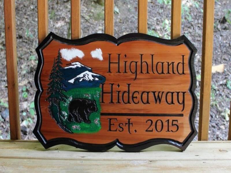 Highland Hideaway 11