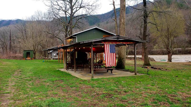 French Broad River Cabin 15