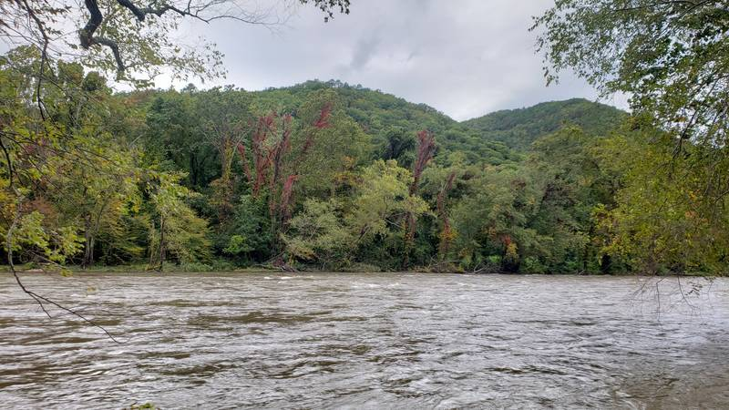 French Broad River Cabin 22
