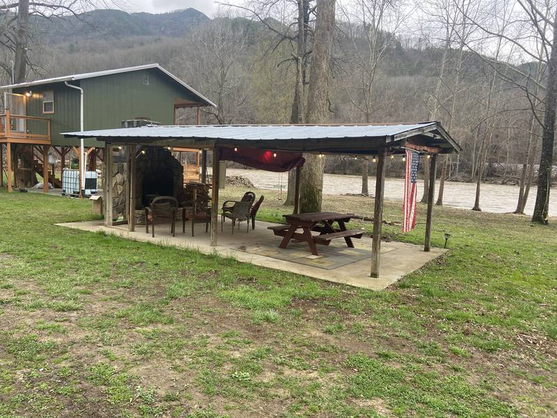 French Broad River Cabin 16