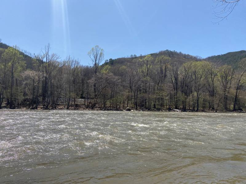 French Broad River Cabin 23