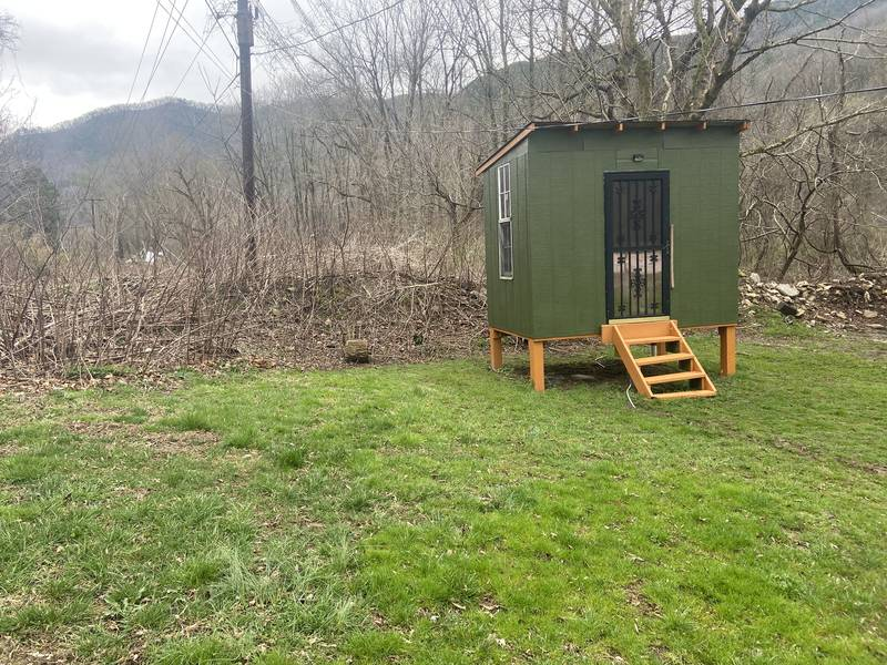 French Broad River Cabin 13