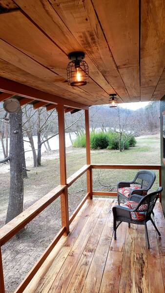 French Broad River Cabin 10