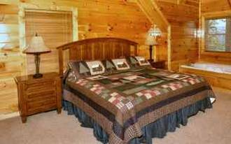 Big Bear Lodge II Gatlinburg Cabin Rental