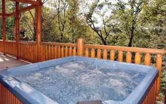 Big Bear Lodge II Gatlinburg Cabin Rental