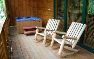 Ahhh Sweet Retreat Gatlinburg Cabin Rental