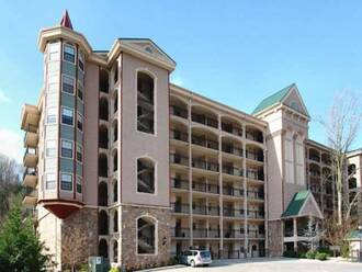 Gatehouse 503 Condo Gatlinburg Condo Rental