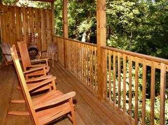 Above The Mist Gatlinburg Cabin Rental