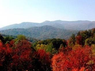 Scenic Ridge Gatlinburg Cabin Rental
