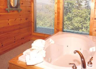 Alone At Last Gatlinburg Cabin Rental