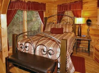 Horse-N-Around Gatlinburg Cabin Rental
