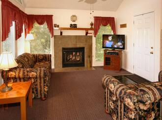 Heaven Sent Gatlinburg Cabin Rental