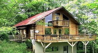 Sugar Shack Cabin in Gatlinburg TN