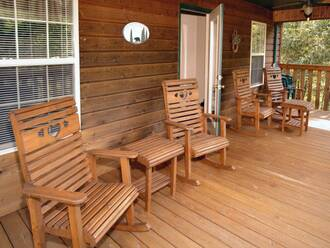 Serenity Gatlinburg Cabin Rental