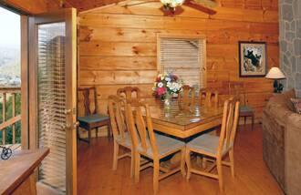 Starrgaze Gatlinburg Cabin Rental