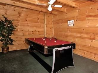 Starrgaze Gatlinburg Cabin Rental