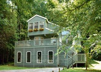 Enchanted Cottage Gatlinburg Cabin Rental