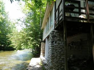 River Rhapsody Cabin in Gatlinburg TN