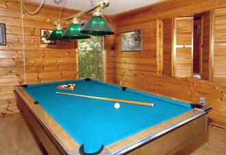 Deer Path Gatlinburg Cabin Rental