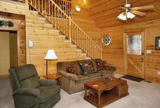 Bearly Workin Gatlinburg Cabin Rental