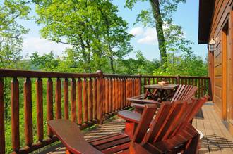 Bear Pause Gatlinburg Cabin Rental