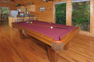 Hidden Springs Gatlinburg Cabin Rental