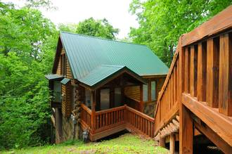 Chasing Moonbeams cabin - Diamond Mountain Rentals