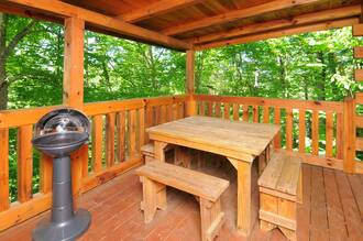 Chasing Moonbeams Gatlinburg Cabin Rental
