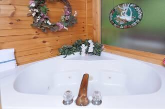 Nestled Inn Gatlinburg Cabin Rental