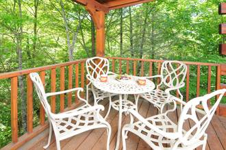 Nestled Inn Gatlinburg Cabin Rental