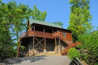 bear pause cabin