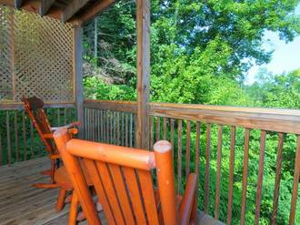 Bear Walk Gatlinburg Cabin Rental