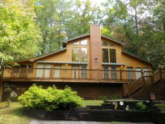 Splendor Pines Cabin in Gatlinburg TN