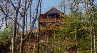Mountain Magic Cabin in Gatlinburg TN
