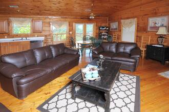 Night Lights Gatlinburg Cabin Rental