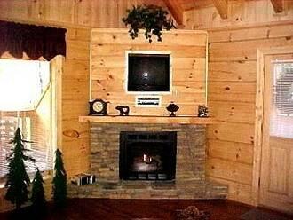 A Bearfoot Ridge Gatlinburg Cabin Rental