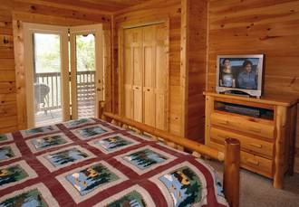 Clearview Gatlinburg Cabin Rental