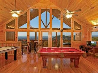 Yep! This Is It! Pigeon Forge Cabin Rental