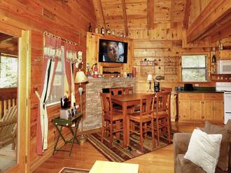 Creekside Gatlinburg Cabin Rental