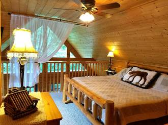 Twilight Point Gatlinburg Cabin Rental