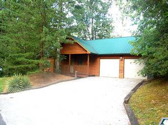Mountain Mist Gatlinburg Cabin Rental