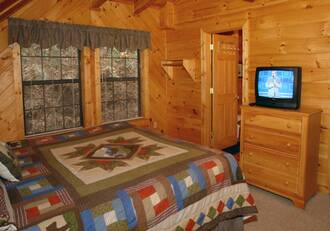 A Bearfoot Ridge Gatlinburg Cabin Rental