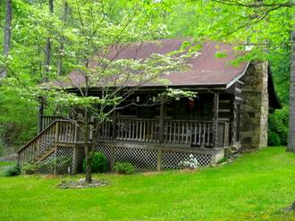 Hunny Tree Lodge Cabin in Gatlinburg TN