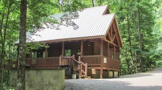 Wildwood Dreams Cabin in Gatlinburg TN