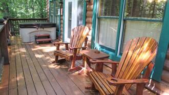 Wildwood Dreams Gatlinburg Cabin Rental
